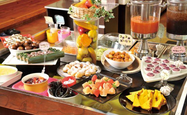 旬菜ビュッフェ 空色のとまと 〜バイキングレストラン〜