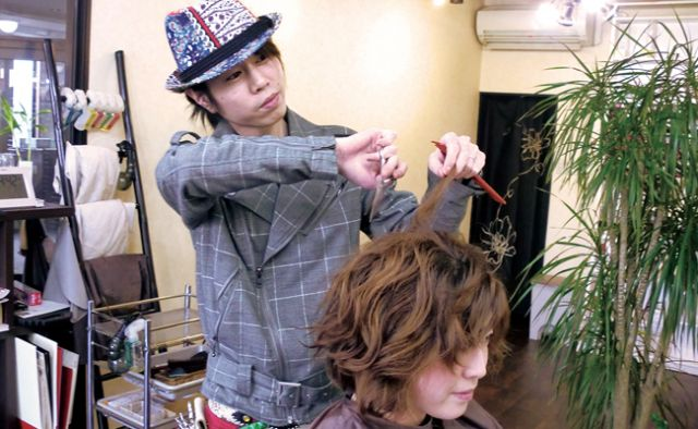 Hair Salon Jyuma(ジュマ)