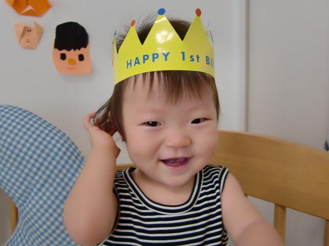 1歳になりました&#...
