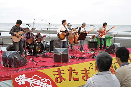 第16回 またま夕陽コンサート