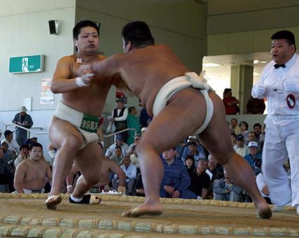 第57回 全国大学選抜相撲 宇佐大会