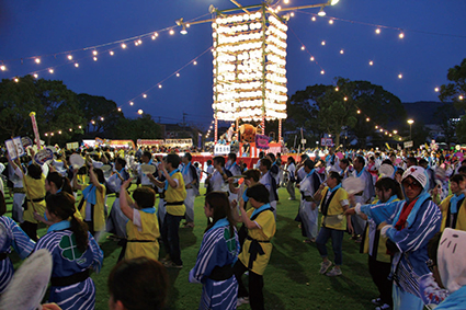 高田観光盆踊り大会