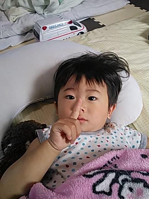 寝るからシィ→