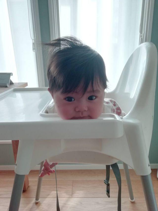 初めての椅子