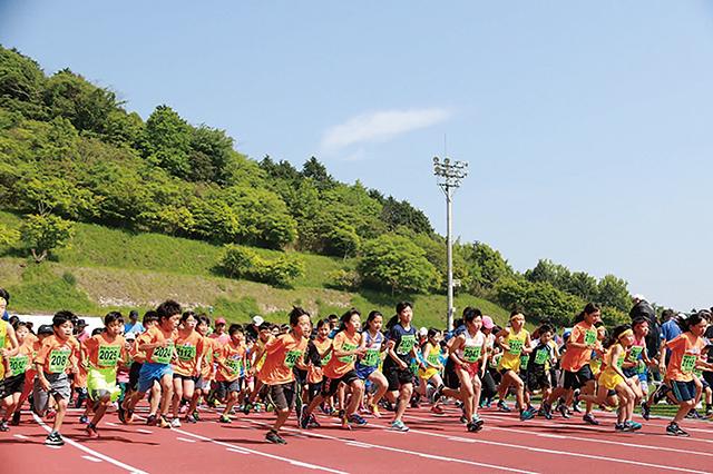第29回八面山平和マラソン大会