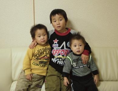 田邊3兄弟