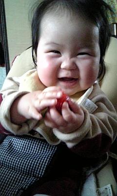 イチゴ大好き